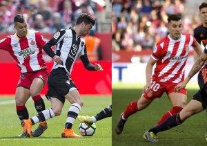 El Girona no puede fallar y luchará cada balón