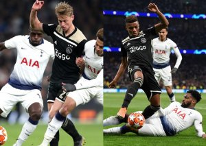 El Tottenham debe frenar el juego holandés
