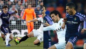 El Valencia debe luchar hasta el último minuto del partido