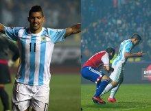 Argentina necesita los goles de Agüero