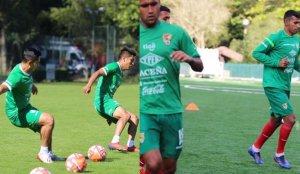Los bolivianos basarán su juego en su buena preparación física
