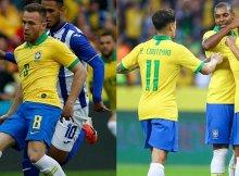 Ausente Neymar serán otros quienes tomen las riendas del equipo