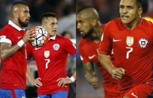 Alexis Sánchez y Arturo Vidal, la experiencia de Chile