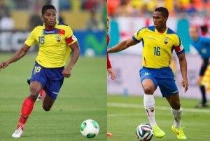Antonio Valencia es el timón de Ecuador