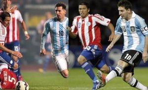 Frenar a Messi es el objetivo paraguayo