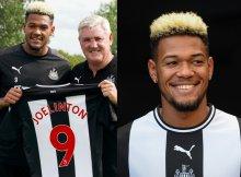 Joelinton, el gran fichaje del año del Newcastle