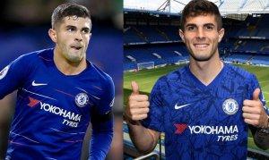 Tras la marcha de Hazard, el Chelsea espera mucho de Pulisic