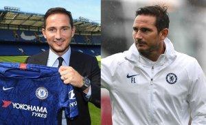 Lampard vuelve al Chelsea como entrenador