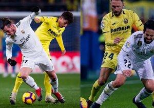 El Villarreal debe frenar a las estrellas blancas