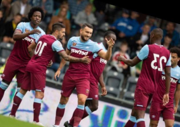 West Ham Manchester
