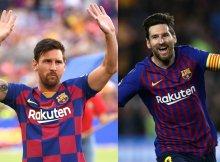 El Barsa con la duda de Messi