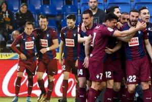 El Eibar basa su poderío en en la unión del grupo