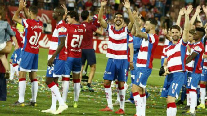 el Granada recibe al Barcelona