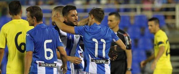leganes villarreal temporada 2018-19