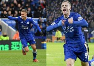 Vardy, el goleador del Leicester