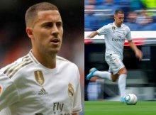 Primer exámen para Hazard en el Madrid