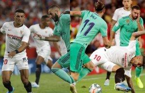 El Sevilla a olvidar la derrota ante el Madrid