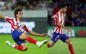 El Atlético tendrá la importante baja de Joao Félix