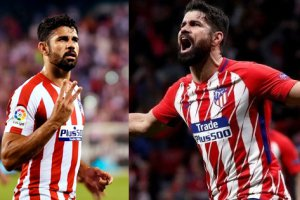 El Atlético necesita la efectividad de Costa