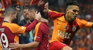El Galatasaray tiene calidad en la delantera