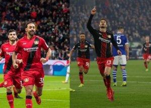 El Leverkusen tiene jugadores de calidad