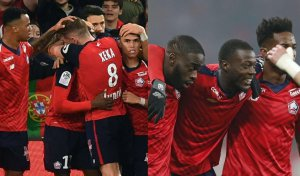 El Lille es un equipo muy fuerte físicamente