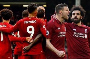 El Liverpool está realizando una campaña perfecta