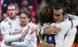 El Madrid contará con las bajas de Bale y Modric