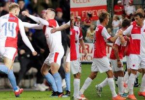 El Slavia se basa en la fuerza de su bloque