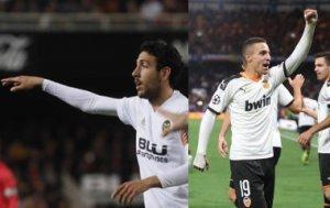 Parejo y Rodrigo son los timones del Valencia