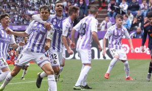 La fuerza del Valladolid está en el grupo