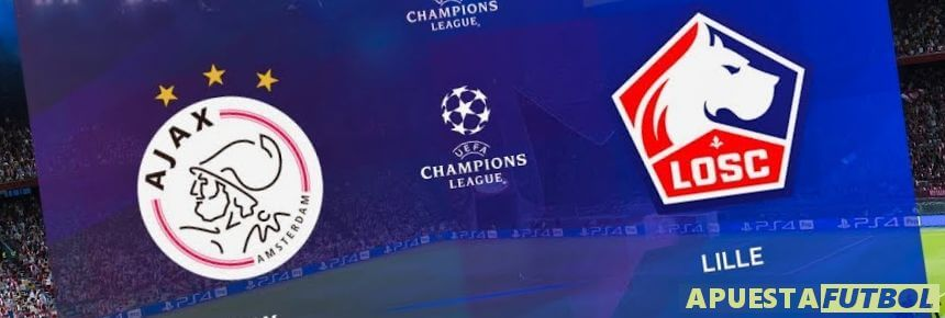 Lille Ajax Champions enfrentamientos