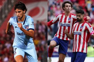 El Atlético espera que la magia de Joao Félix sea decisiva