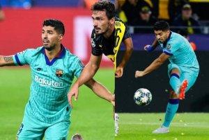 El Barsa necesita los goles de Luis Suárez