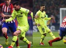 El Barsa tiene una clara dependencia de Leo Messi