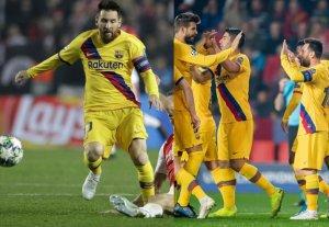 El Barsa no debe pasar apuros ante el Slavia