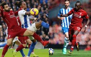 El Brighton debe frenar a las figuras del Liverpool