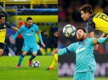 El peligro para el Dortmund es Leo Messi y deben frenarlo
