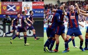El Eibar quiere repetir el triunfo del año pasado