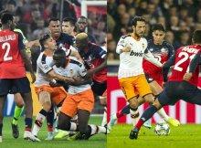 El Lille intentará trabar el partido