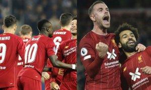 El Liverpool es el equipo más en forma de Europa