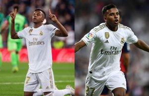 Rodrygo está siendo la sensación del Madrid