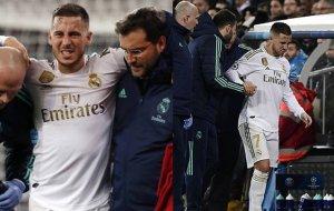 El Madrid no podrá contar con su estrella Hazard