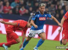 salzburgo napoles champions-league 2019-20