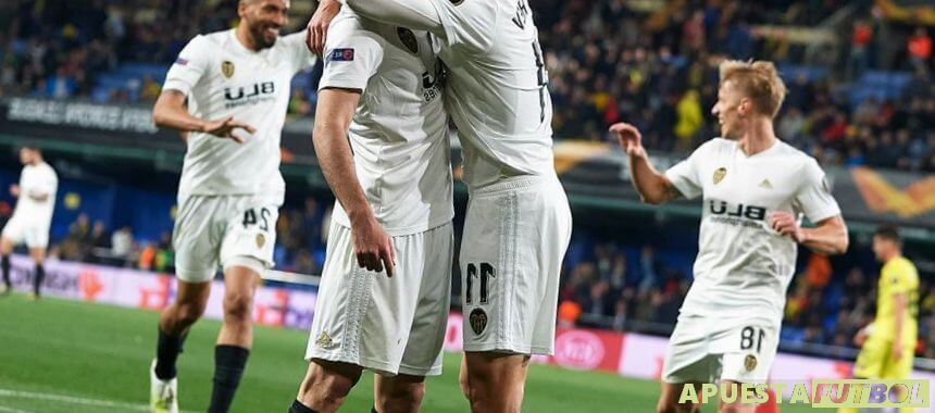 valencia vs Granada goles cancha
