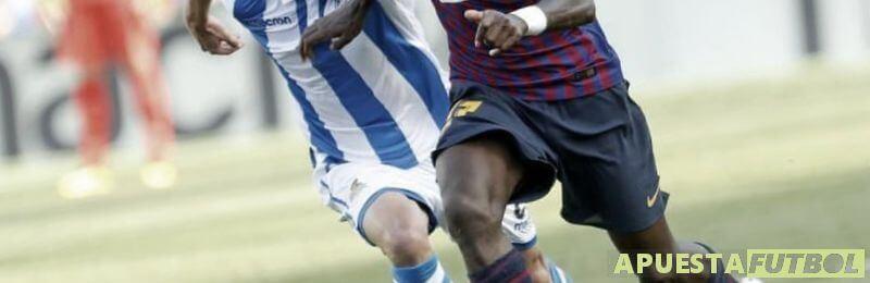 Real Sociedad vs Barcelona Liga Santander
