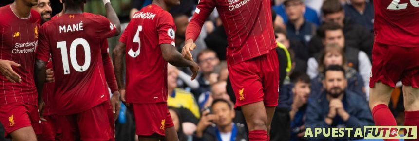 El Liverpool juega contra el Salzburgo en Champions