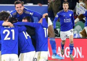 El Leicester está realizando una campaña fantástica