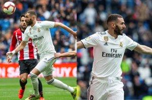 Benzema es el hombre gol del Madrid
