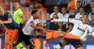 El Valencia intentará trabar el partido